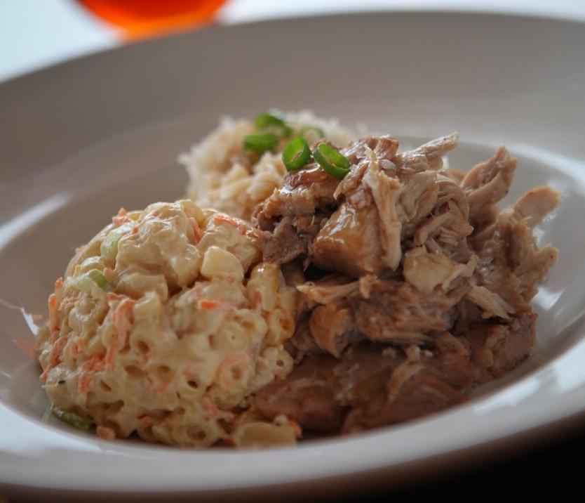 Small Plate Special: Kalua Pork