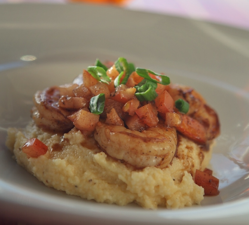 Small Plate Special: Shrimp & Grits