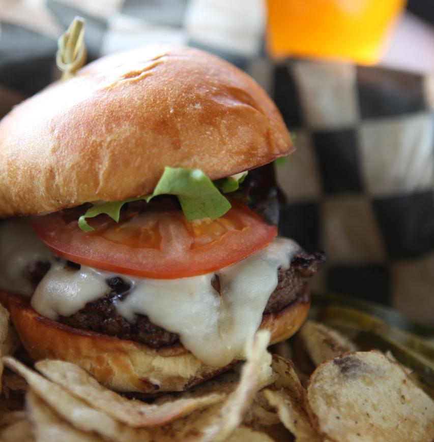 Burger Friday Special: Elk Burger