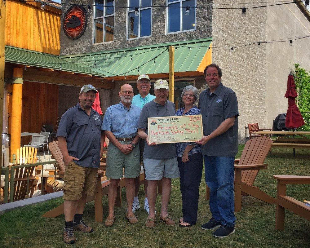 Friends of the Betsie Valley Trail - June 2017