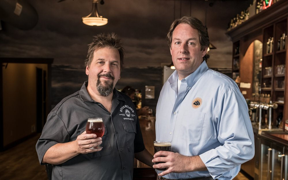 Co-Owners Brian Confer & Rick Schmitt