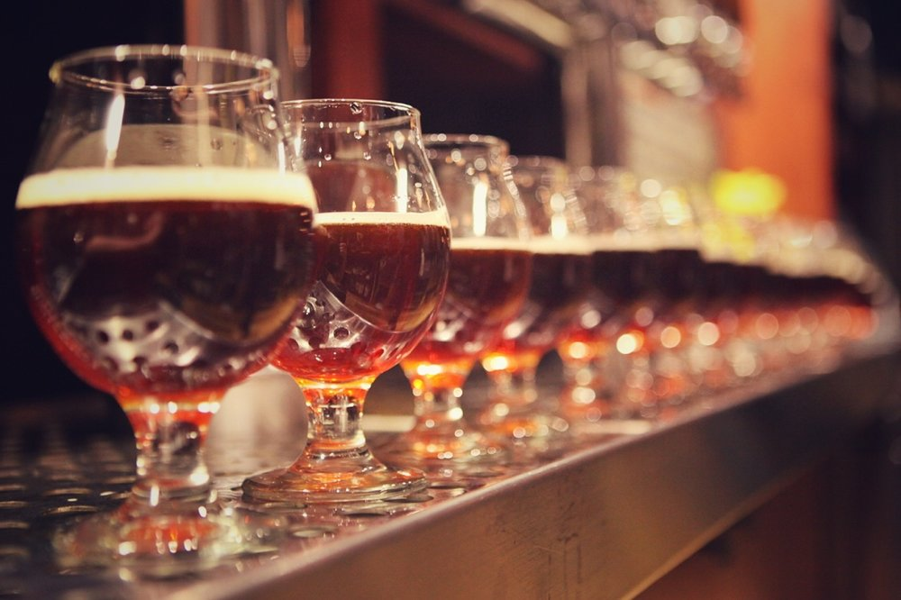 Belgian Beer Dinner - March 2017