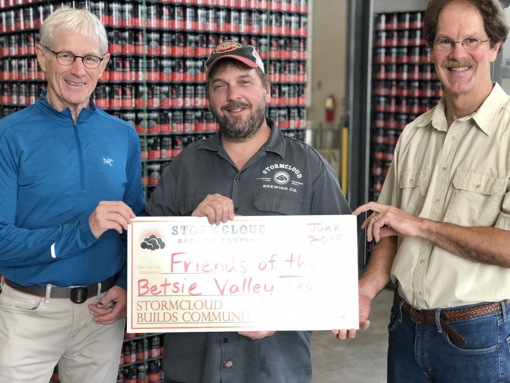Friends of the Betsie Valley Trail - June 2018