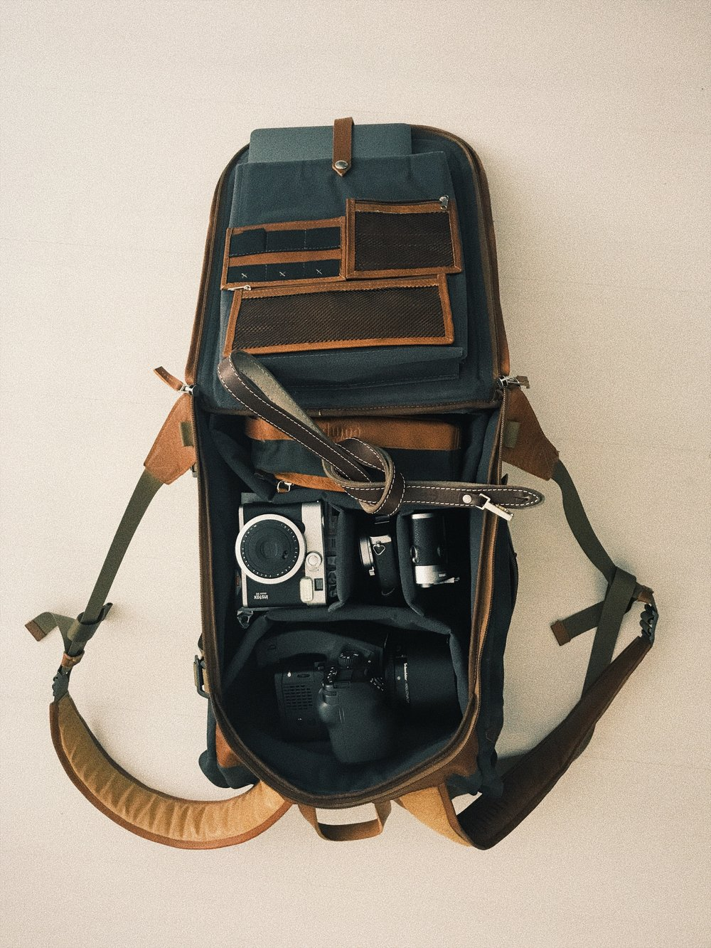 Meine Tasche für New York!