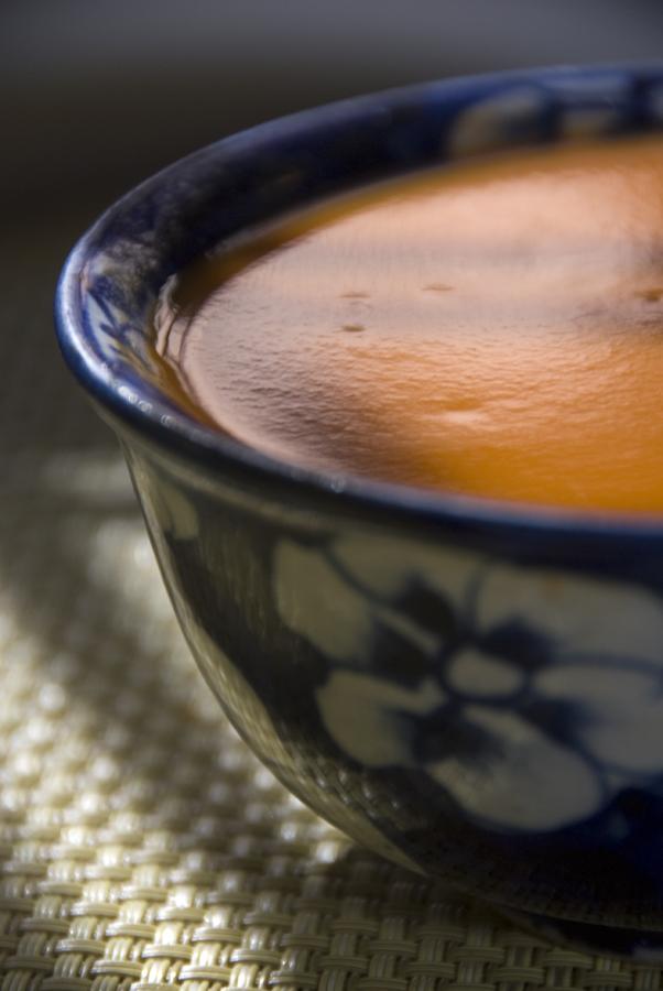 Vietnamese Tomato Ginger Soup