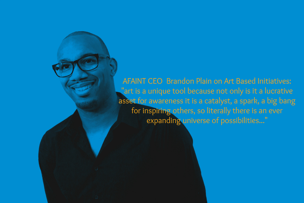 AFAINT CEO: Brandon Plain