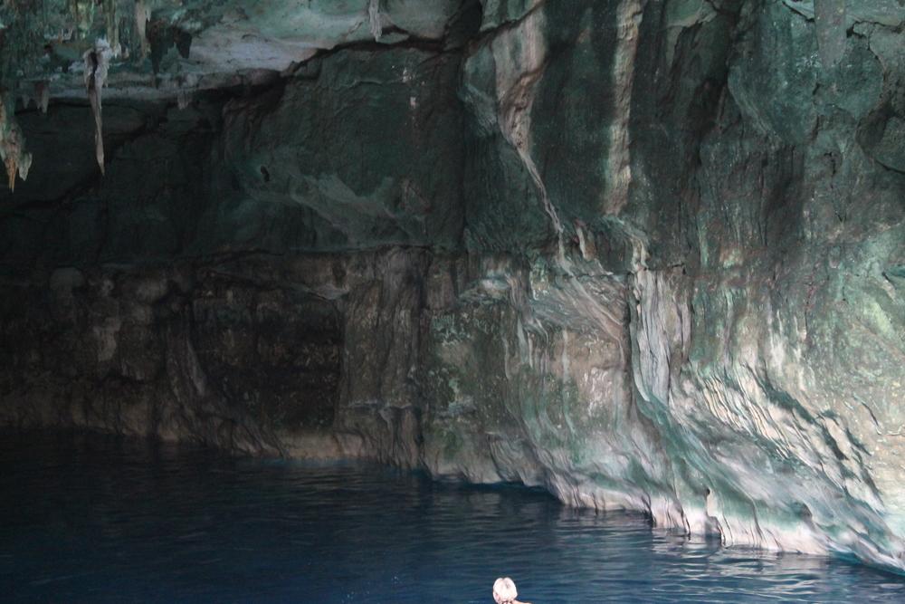 Chelentun Cenote, Chunkanan