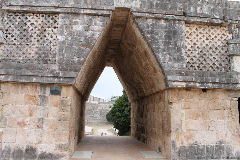 Classis Mayan Arch, Uxmal