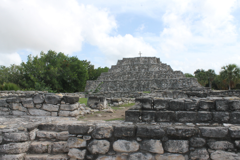 Xcambo ruins