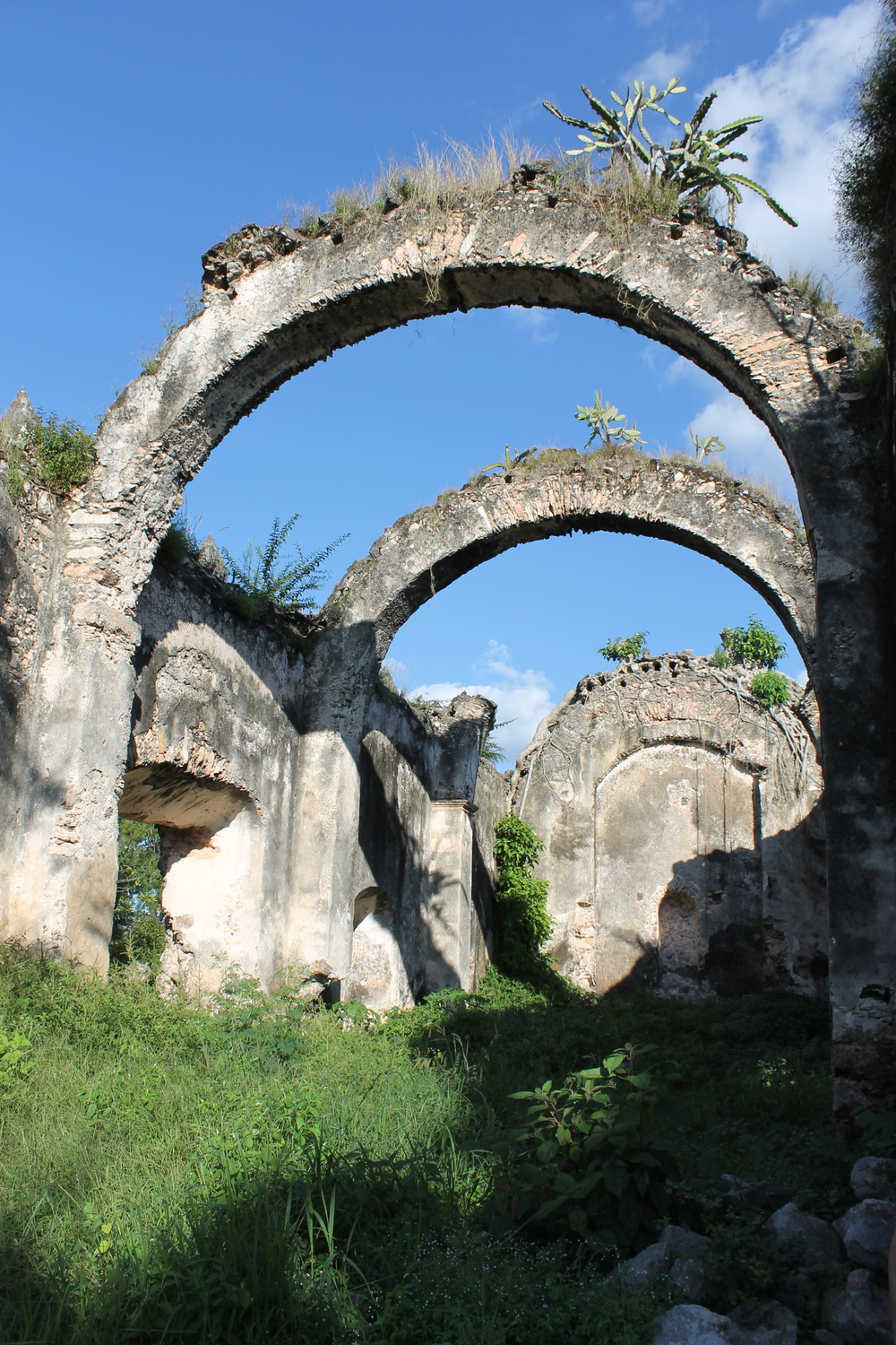 Ruined Chapel in Santa Elena