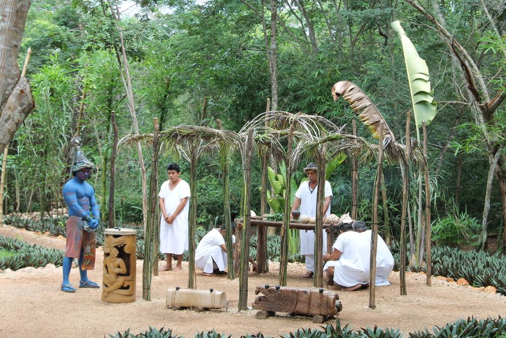 Cha Chaac ceremony