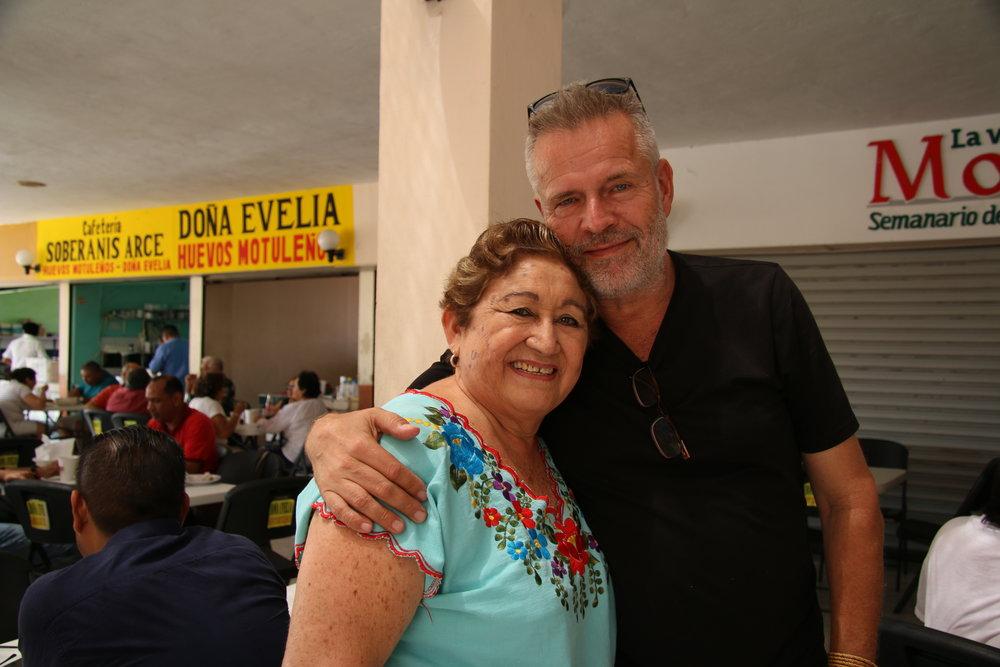 Doña Evelia