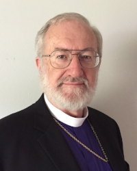 The Rt. Rev. Walter R. Banek   Suffragan Bishop in the Diocese of Mid-America   Web  •  office@gsrec.org
