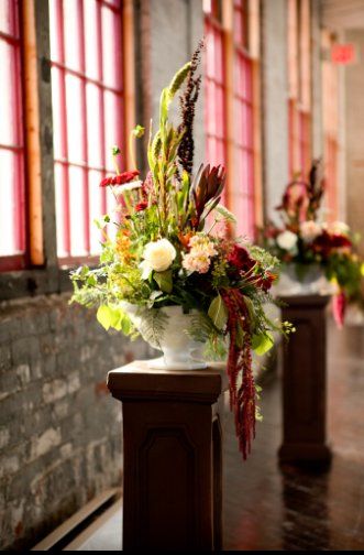 flowers on pedestals.jpg