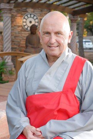 Zen Master Ji Haeng, Thomas Pastor