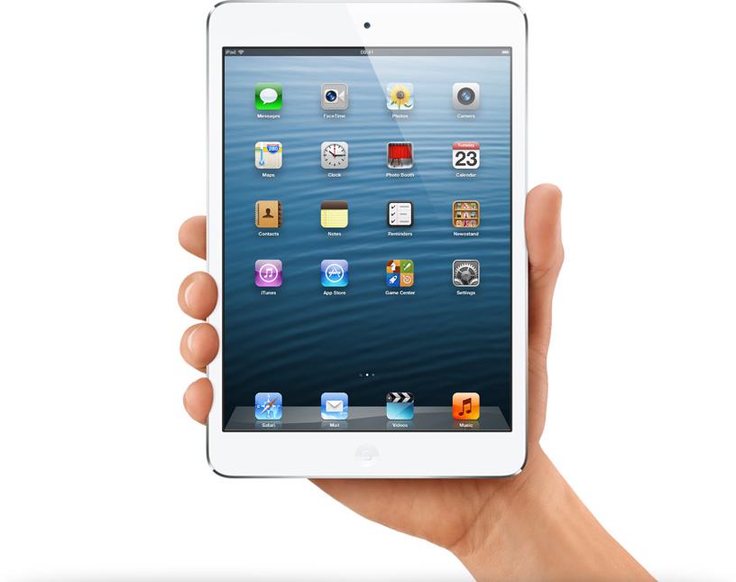 iPad Mini, South Africa