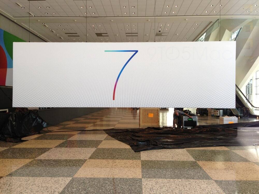 iOS 7, WWDC