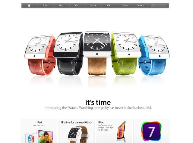 iWatch, Smartwatch