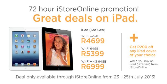 iStore, iPad, Apple