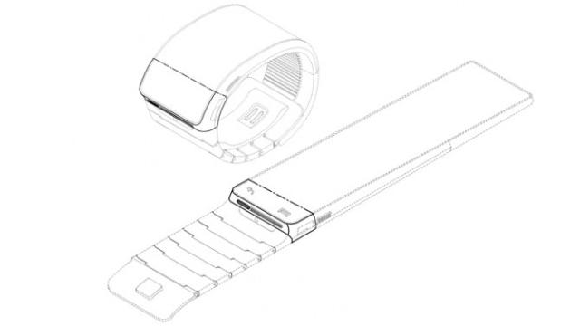 Samsung Galary Gear Smartwatch