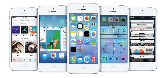 iOS 7, iStore, South Africa