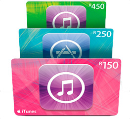 iTunes Gift Card South Africa