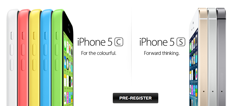 CellC iPhone 5s, CellC iPhone 5c