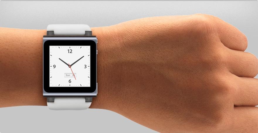 iPod Nano Watchi