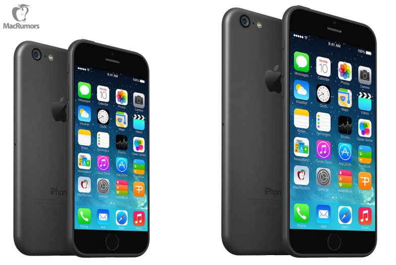 MacRumorscommissioned designerFerry Passchierto create some full product renderings of the rumored iPhone 6