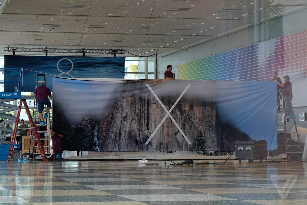 Apple To Preview OSX 10.10 At WWDC Siri MacOS AirDrop