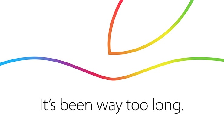 Apple sends out invites for 16 October event iPad