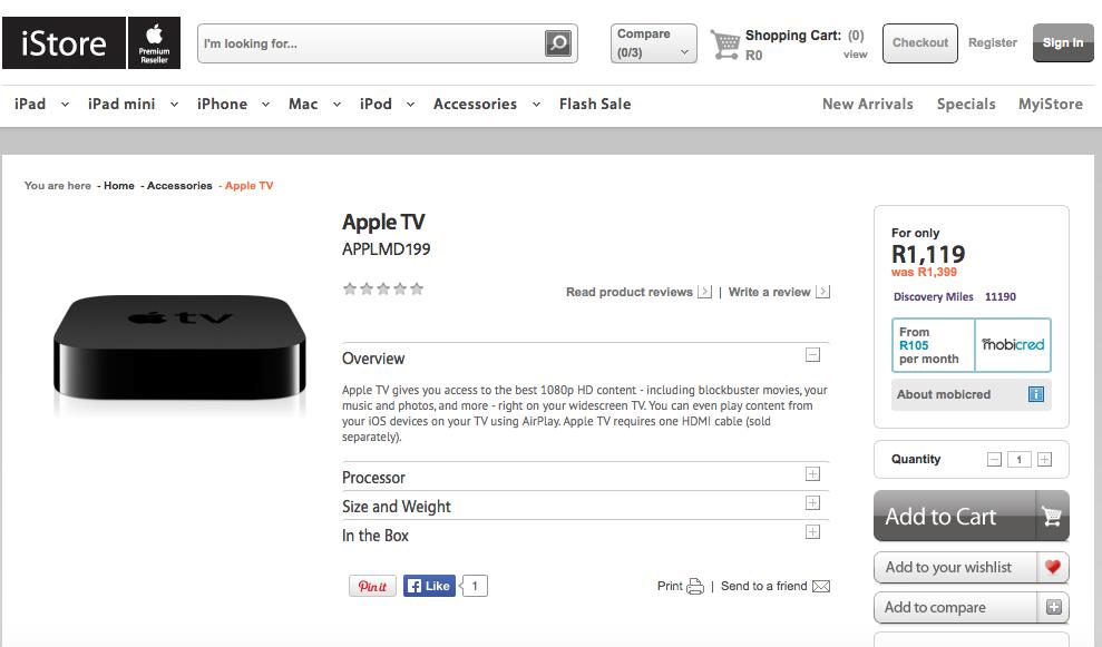 ZAStore Overcharging Online Gadget Shop