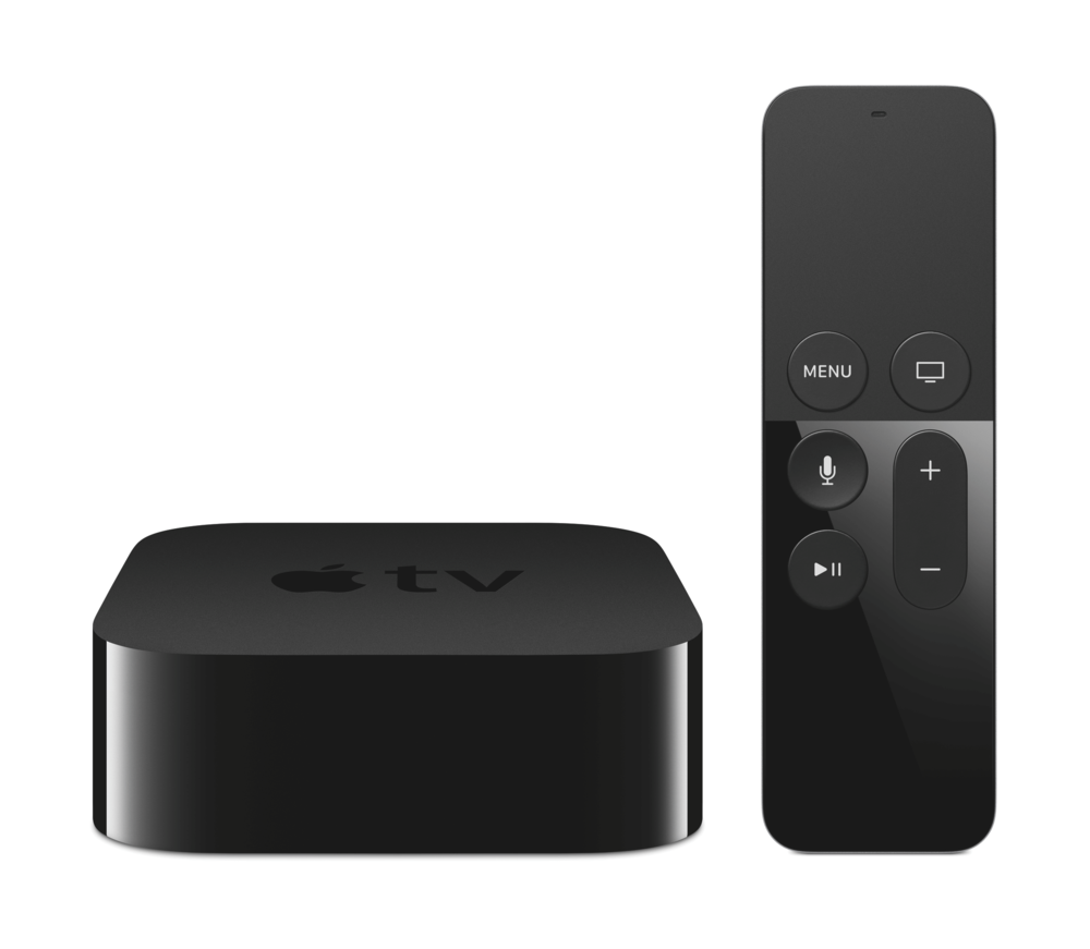 Apple Introduces The All-New Apple TV Apple TV
