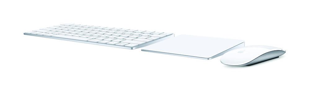 Apple Updates iMac Family, Magic Keyboard, Magic Mouse 2 and Magic Trackpad 2 Magic Trackpad Magic Mouse Magic Keyboad iMac