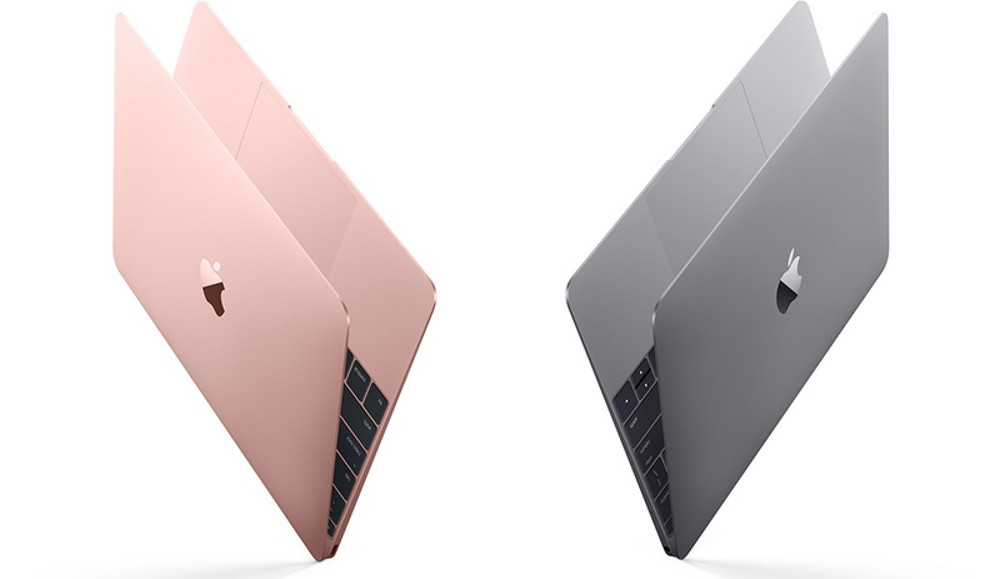 Apple Updates MacBook with Latest Processors, Longer Battery Life & New Rose Gold Finish Macbook