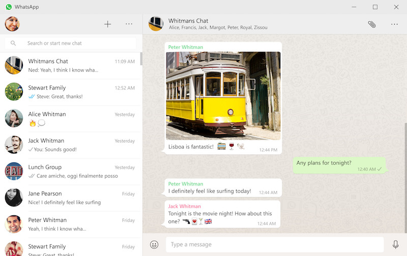 WhatsApp Launches Desktop App for Mac MacOS
