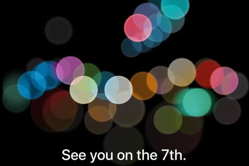 Apple Invites Media to iPhone 7 event Smartphone iOS