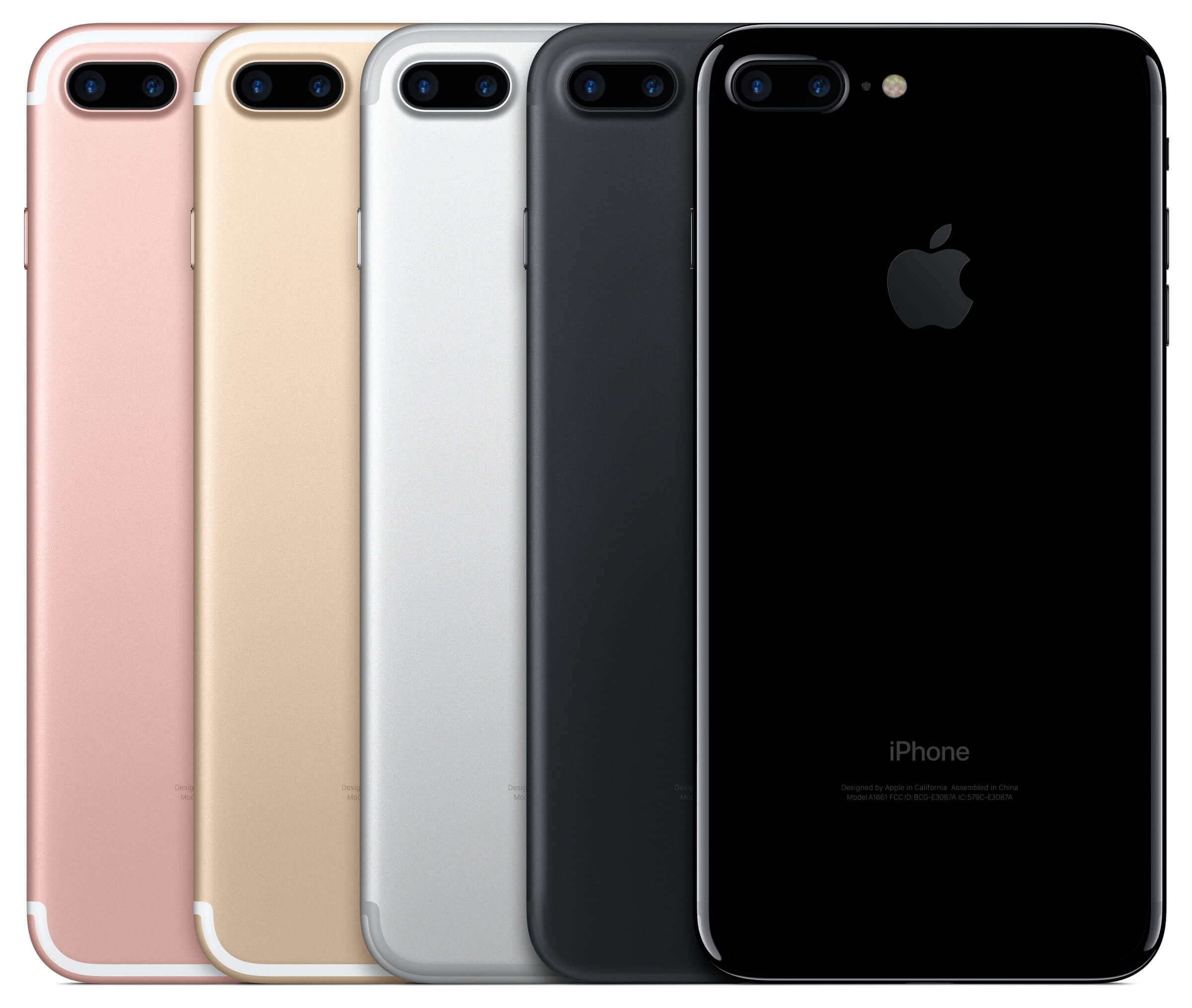 Apple announce iPhone 7 and iPhone 7 Plus Smartphone iPhone 7