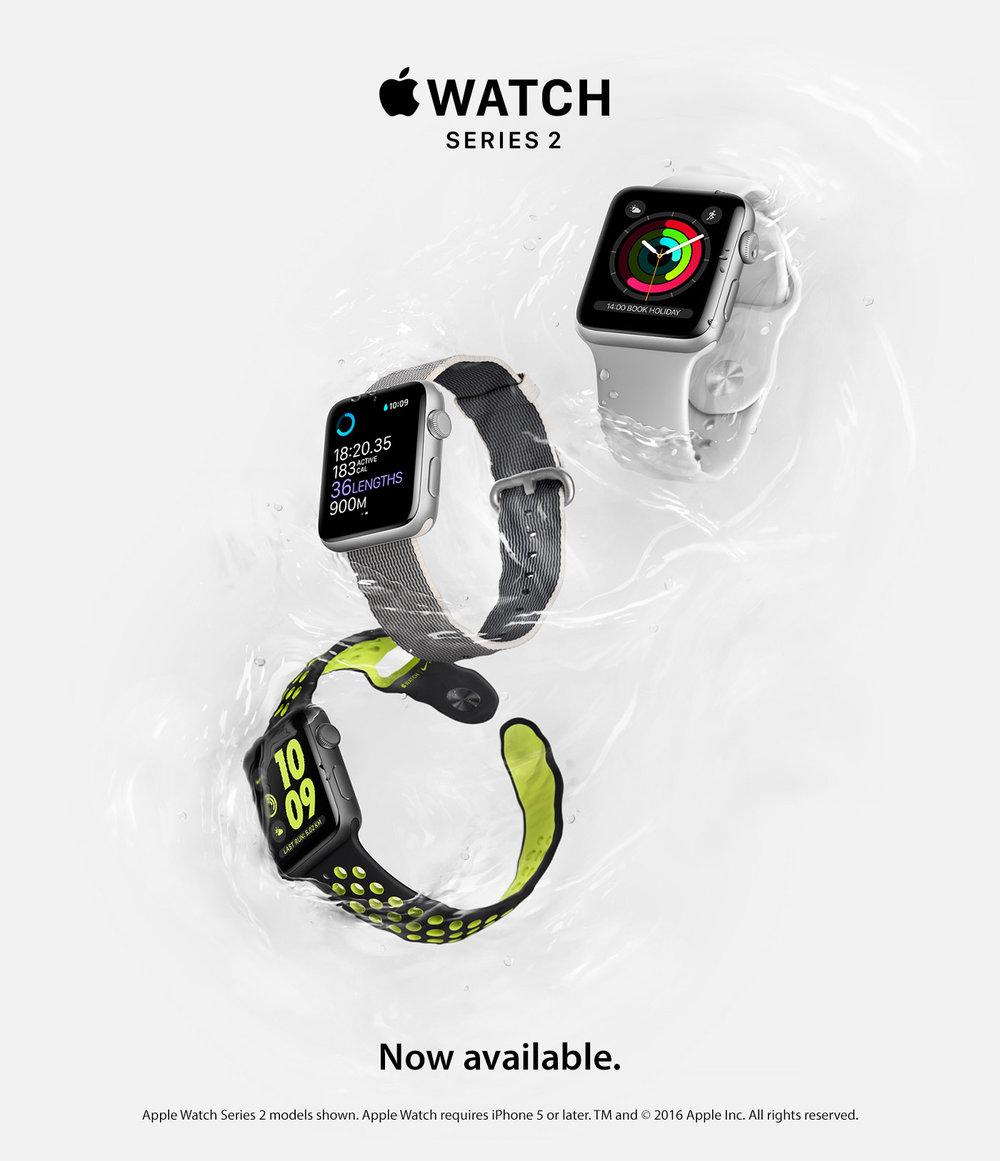 Apple Watch, iStore