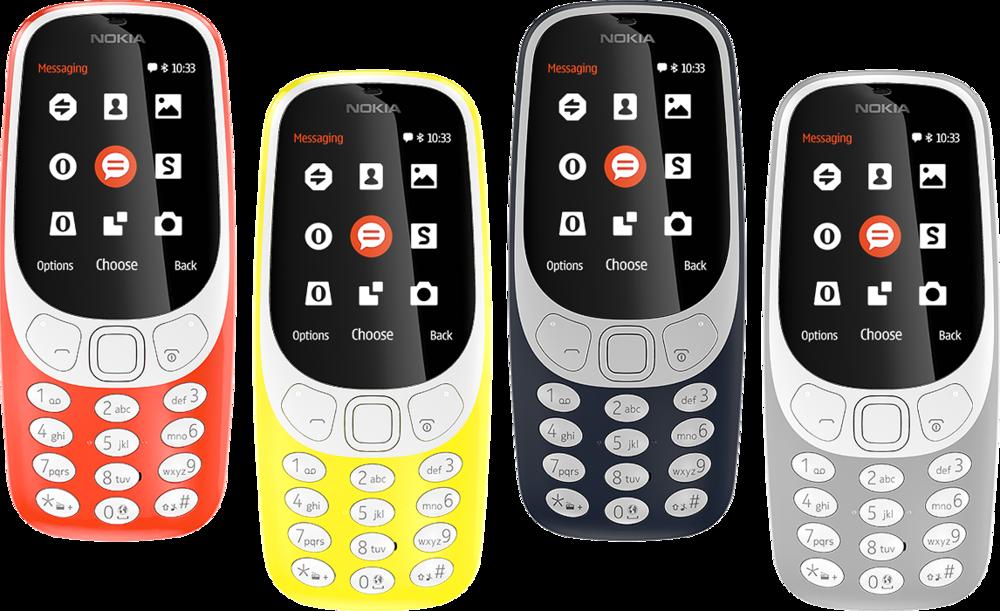 The icon is back, Nokia 3310! Nokia 3310