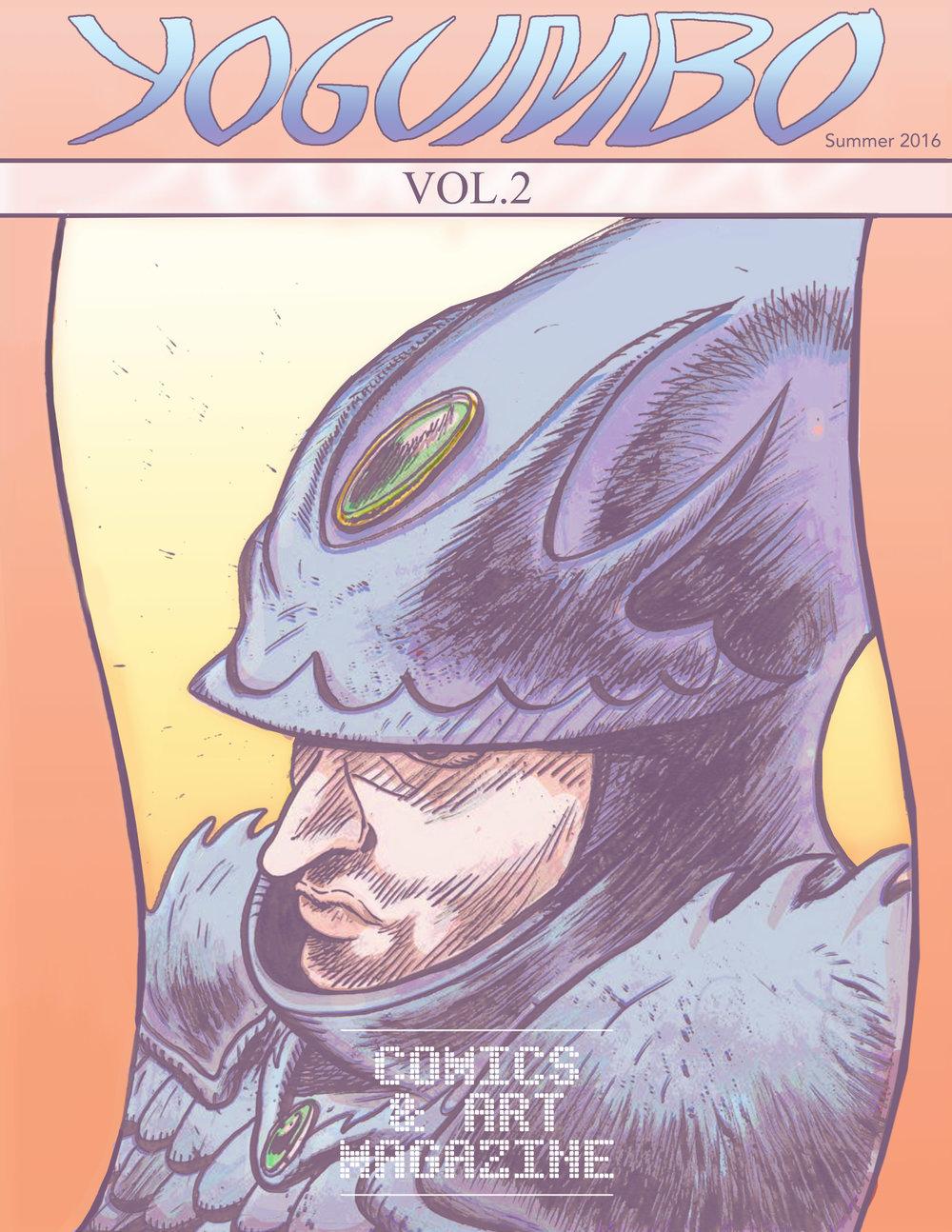 Vol. 2 Cover, 2016