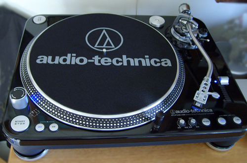 Audio Technica AT-LP1240 (2012)