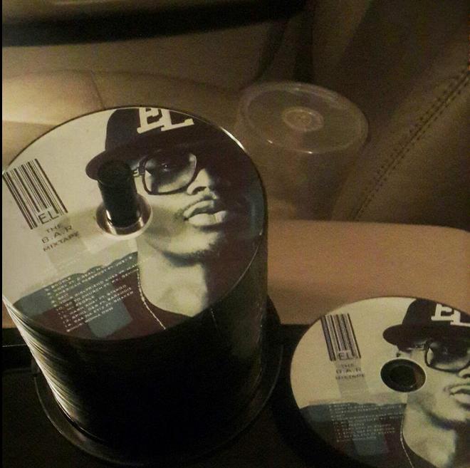 B.A.R. Mix CDs