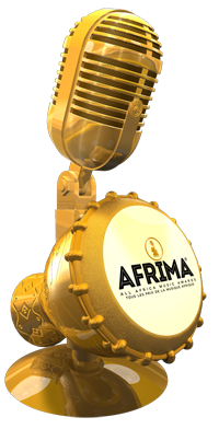 The AFRIMA trophy