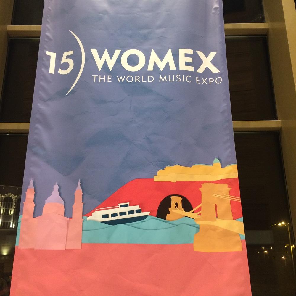 WOMEX banner