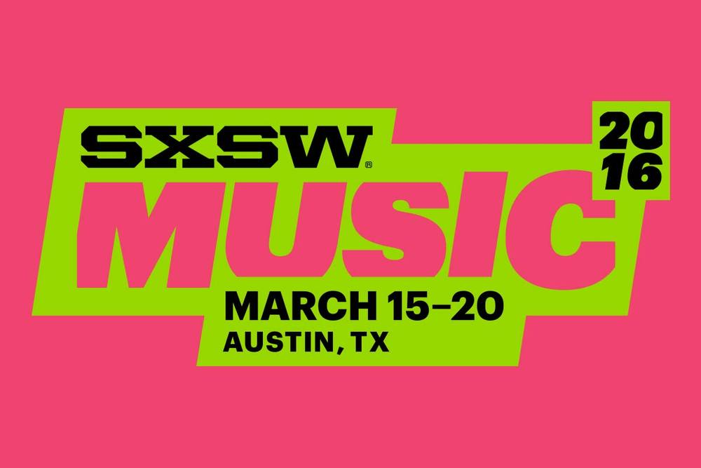 SXSW Music Conference 2016