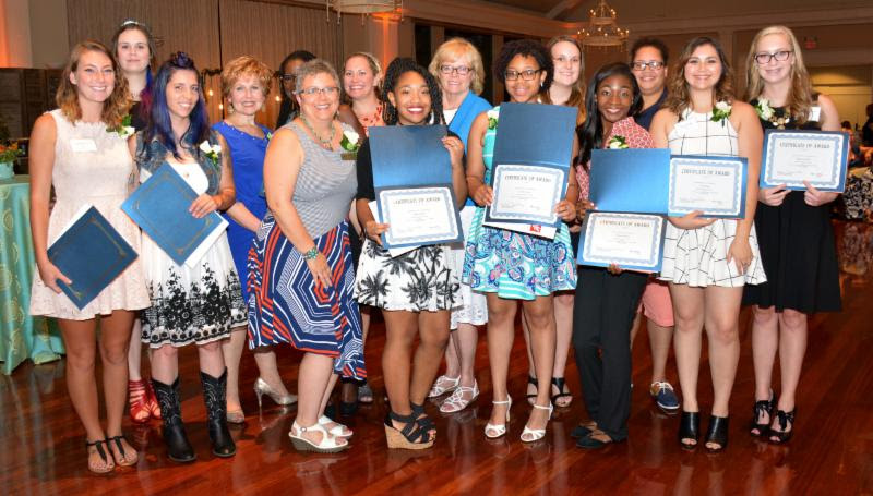 2016 LDEI Atlanta Scholarship Recipients