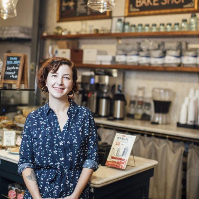 Sara O'Brien    The Little Tart Bakeshop  Owner