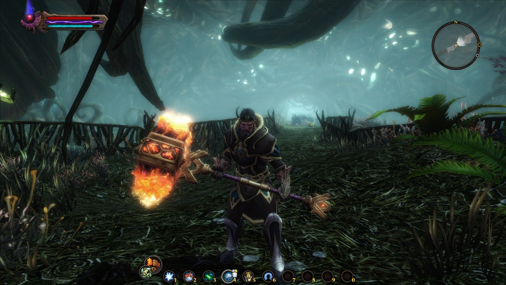 The Heart of Ember: an awesome looking hammer you won't be using