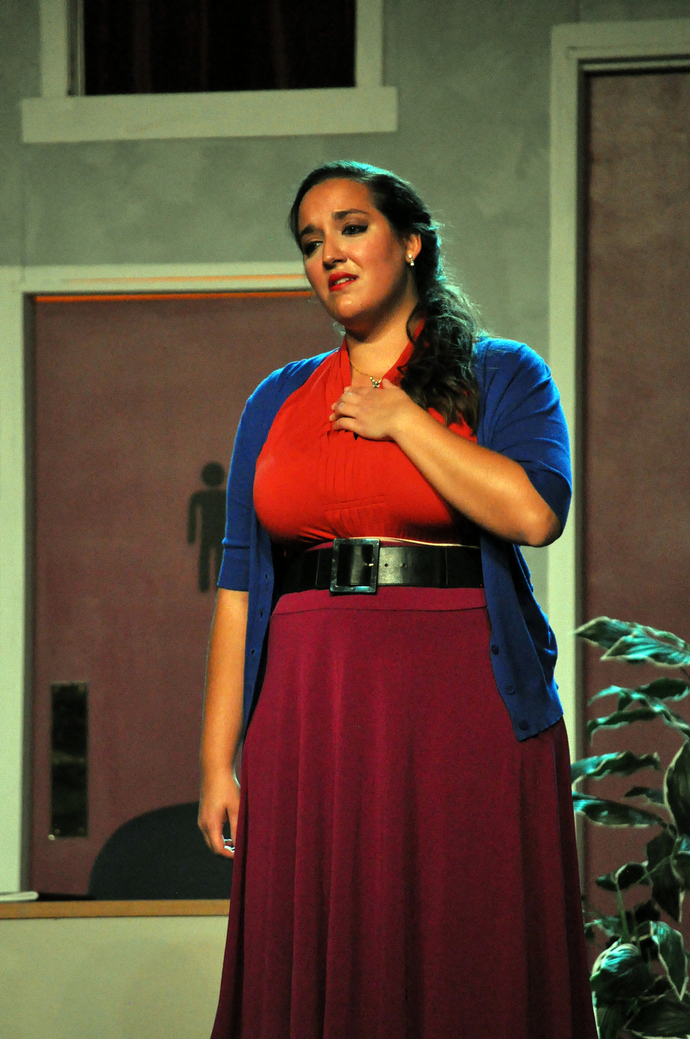 Donna Elvira in  Don Giovanni , Bay View Music Festival 2012